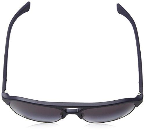 Blue Emporio EA4077 Sonnenbrille Rubber 50658g Armani HwtOqH
