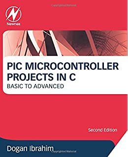 PIC Microcontroller Project Book : For PIC Basic and PIC