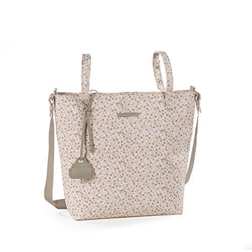 Pasito a pasito Bouquet - Bolsa panera, niñas, color rosa: Amazon.es ...