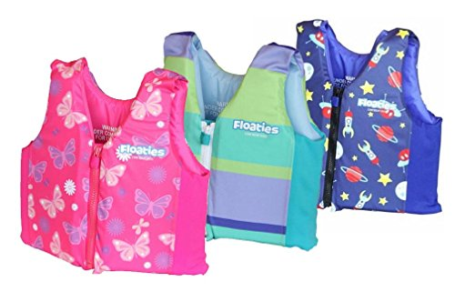 Kids Swim Vest Pool Floats Swimming Floatation Vest For Toddlers Kids By Floaties Masterbasser