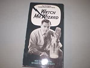 Watch Mr. Wizard (December 29, 1956-USA) [VHS]