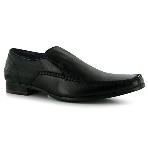 Firetrap Mens Hampton Shoes Slip On Smart Formal Loafers Footwear:  Amazon.co.uk: Shoes & Bags