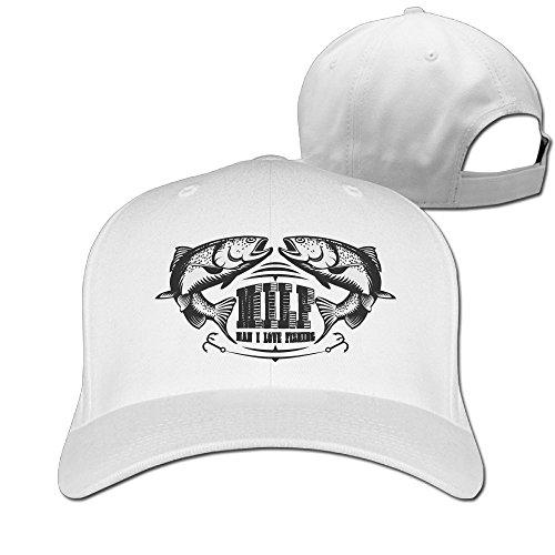 24ab09fb WHa12 Cap Milf Man I Love Fishing Unisex Top Quality Dad Hat Adjustable  Baseball Cap at Amazon Men's Clothing store: