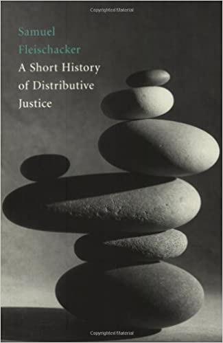 a short history of distributive justice