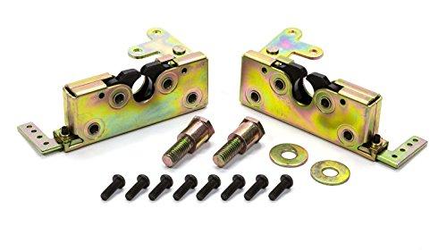 AutoLoc Power Accessories 9805 Large Locking Bear Claw Door Latch Set ()
