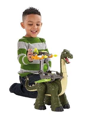 Imaginext Mega Apatosaurus