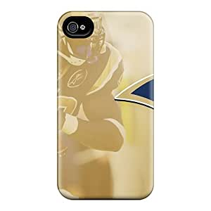 Iphone Scratch-proof Protection St. Louis Rams Cases Cover Of Iphone 6plus