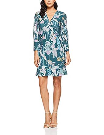 Cooper St Women's Pine Grove Twist Mini Dress, Print Dark, 10
