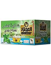 العطار شاي اكياس اخضر - 20 كيس