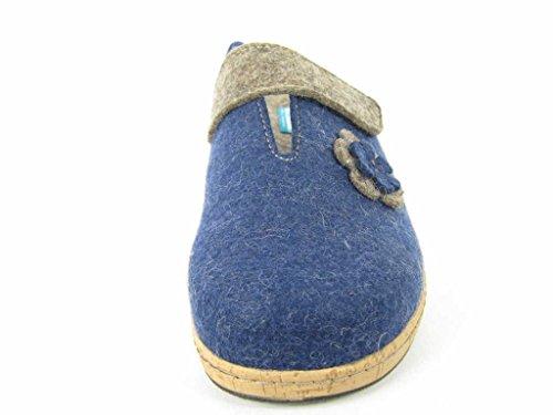 09 Femme Fidelio Bleu 255001 Mules pour xYnU51gwqU