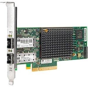 HP 586444-001 NC550SFP dual-port 10GbE server adapter (Option 581201-B21) by HP