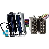 ISO-CHY.1990 - Conector iso universal para instalar radios