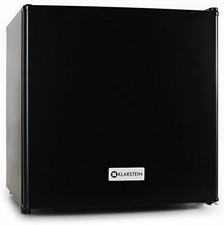 Klarstein Nevera congelador negro (40 litros capacidad, clase A+ ...