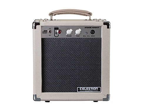 monoprice 611705 5 watt 1x8 guitar combo tube amplifier tan beige with celestion super 8 inch. Black Bedroom Furniture Sets. Home Design Ideas