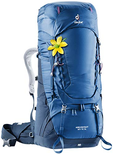 Deuter Aircontact 60 + 10 SL Backpacking Pack