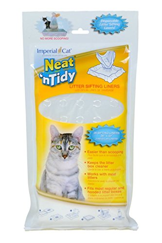 - Neat N Tidy Litter Sifting Liners by Imperial Cat, 2 Pack