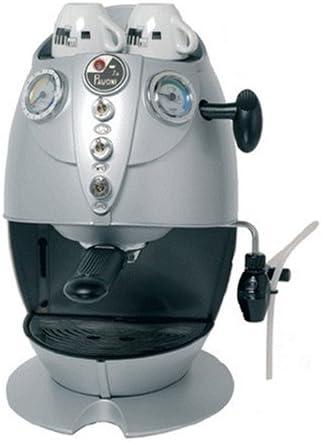La Pavoni 862432989 Cafetera expreso Cellini Plata CLS: Amazon.es ...