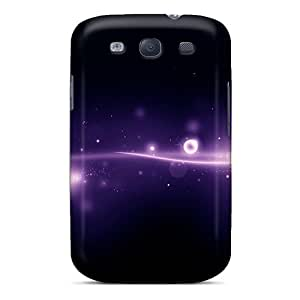 Awesome Light From Heaven Flip Case With Fashion Design For Galaxy S3