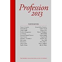 Profession 2013