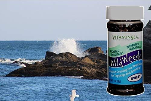 VitaminSea Wild Weeds: SWEET Raw Sugar & Lemon