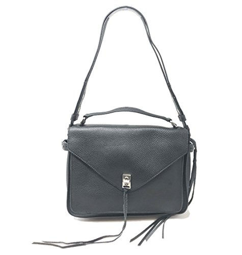 Rebecca Minkoff Women's Darren Messenger Black Shoulder Bag