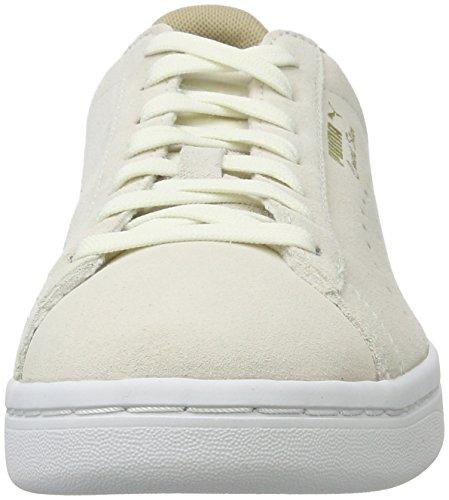 Puma Unisex Volwassen Rechtbank Ster Suede Sneaker, Zwart (marshmallow)