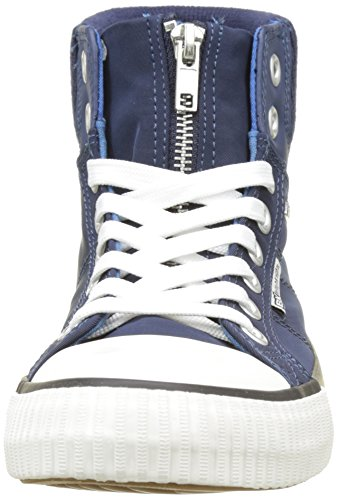 Sneaker gris Opie Noir Fonc British Knights Hohe Herren SnvxwBgq