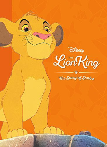 The Story of Lion King (Movie Collection Storybook: Disney)
