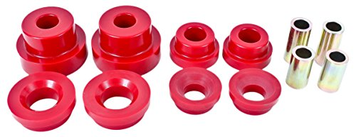 (BMR Suspension BK024 Camaro Bushing Kit Rear Cradle (10-15))