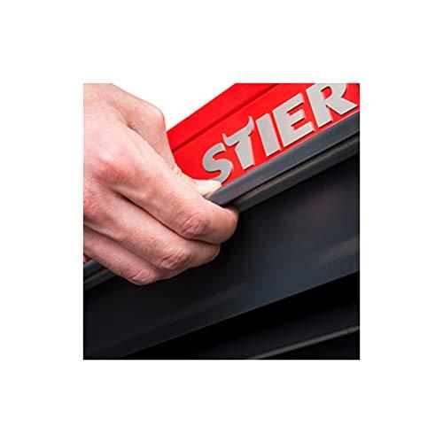 Stier Werkstattwagenaufsatz Leer 3 Schubladen Einfache Montage