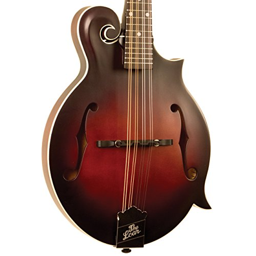 The Loar LM-310FE-BRB Honey Creek F-Style Mandolin with Fishman Nashville Pickup by The Loar (Image #1)