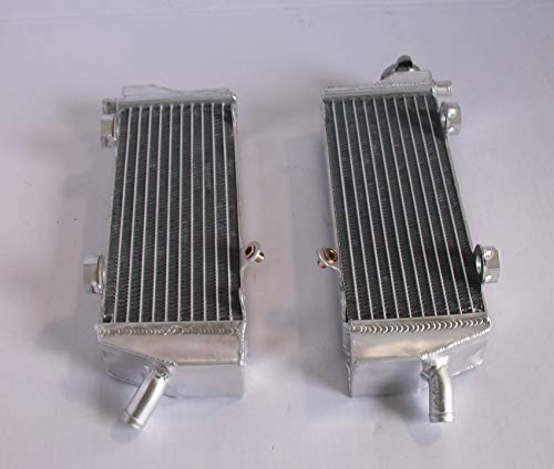 Aluminum radiator for KTM 250//350//450 SXF//SX-F//XC-F//XCF 2012 2013 2014