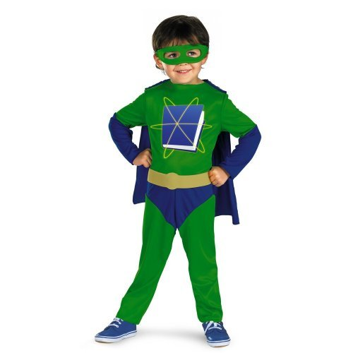 Disguise Super Why Child Classic Costume - Size: Child (4-6) by Super Why!