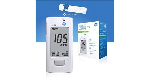 ge lancetas de dispositivo de punción para diabetes