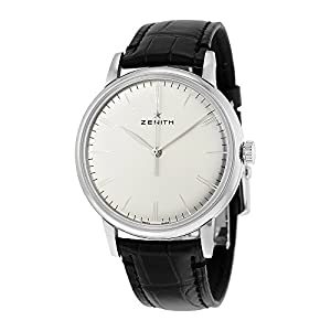 Zenith Elite Automatic Mens Watch 03.2270.6150/01.C493