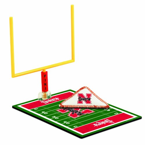 - Nebraska Cornhuskers Tabletop Football Game