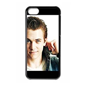 iPhone 5c Cell Phone Case Black Hunter Hayes D2307228