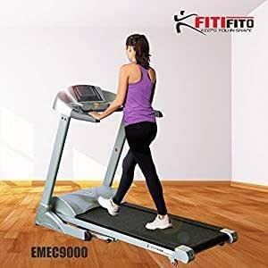Cinta de Correr Fitness Entrenamiento de Resistencia 7PS Pantalla ...