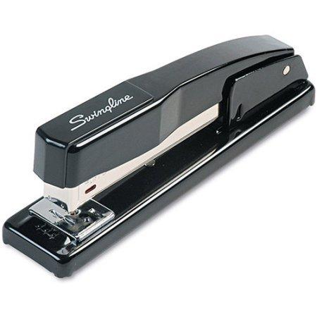 Commercial Full Strip Desk Stapler-Black