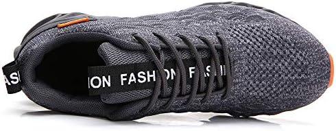 41klKhq hBL. AC wanhee Men's Sneakers Sport Running Athletic Tennis Walking Shoes    Product Description