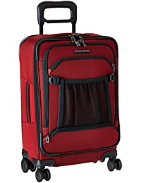 Transcend Domestic Carry-On Spinner, Crimson, One Size
