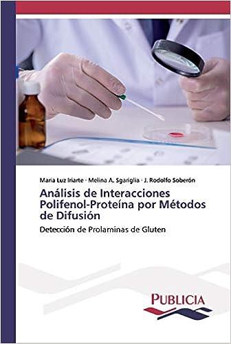 Análisis de Interacciones Polifenol-Proteína por Métodos de ...
