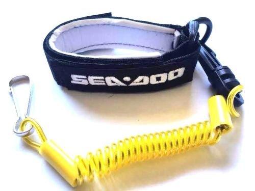 (Sea-Doo GTX GTI GSX GS XP SPX SPI RXP RXT RXPX Replacement Lanyard Wrist Band)