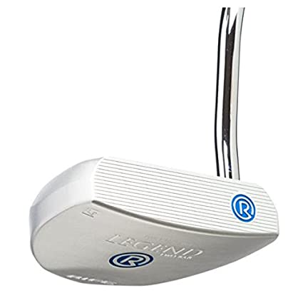 Amazon.com: Rife Legend Putter – 34 en – Plata – Mano ...