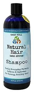 Natural Hair Care Shampoo Gary Null 16 oz Liquid