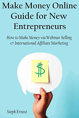 Amazon com: Make Money Online Guide For New Entrepreneurs