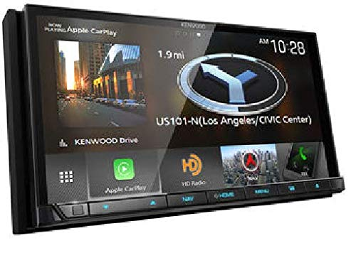 Kenwood DNX875S AV Navigation System with Bluetooth]()