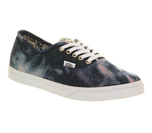 Vans VANS U AUTHENTIC LO PRO (ACID DENIM) BLUE PINK, Damen Sneaker Bleu rose