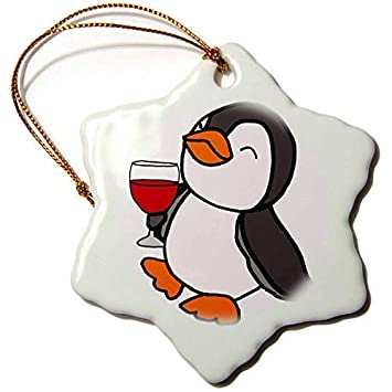 Amazondelia32agnes 可愛い 面白い ユニーク 赤ちゃん ペンギン 飲む