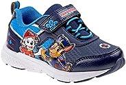 Josmo Kids PAW Patrol Boys' Athletic Sneaker Shoe - Navy - Sizes 7-12 (Todd